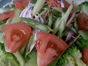 野菜さらだ