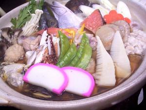 ¥4,000よせ鍋コース
